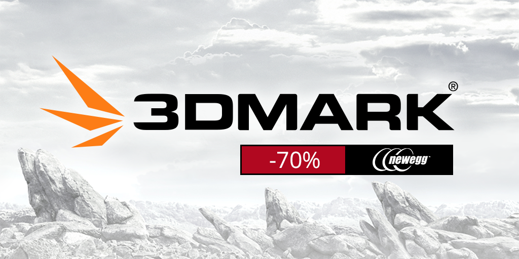Save 70% on 3DMark in the Newegg Sale