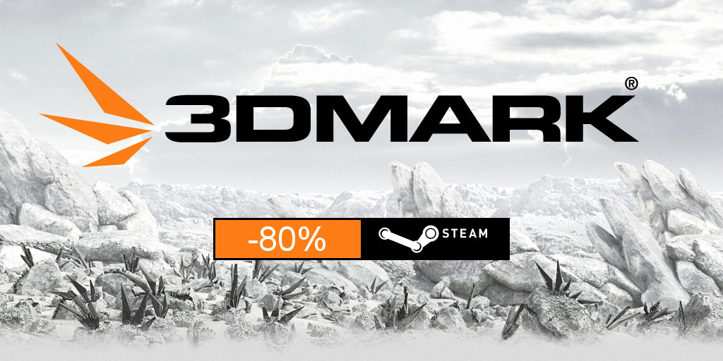 3DMark on steam!
